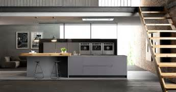 loft kitchen design interior design ideas