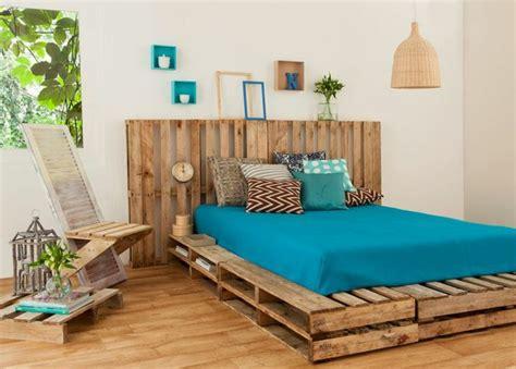ropa para camas camas con palets 24 modelos incre 237 bles y creativos