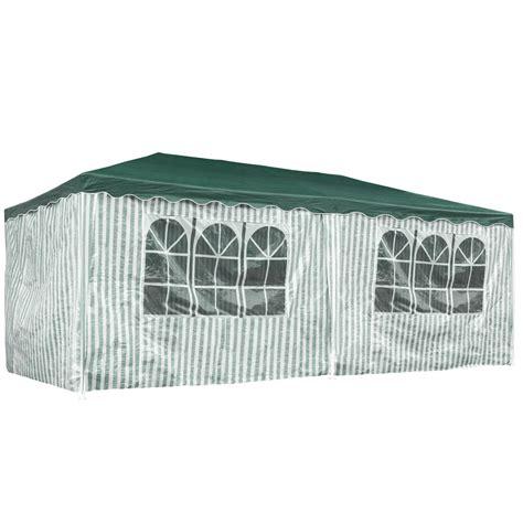 partyzelt pavillon partyzelt festzelt 3x6m gartenpavillon gartenzelt bierzelt