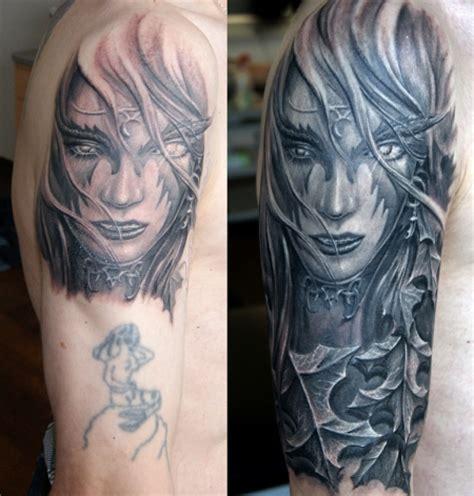 tattoo cover up elf cover up tattoos popular tattoo ideas