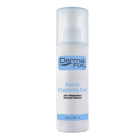 At Home Acne Detox Cleanse by Gentle Cleansing Gel 200ml From Dermafix