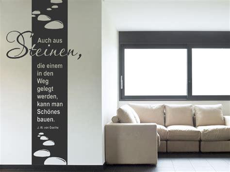 Wandgestaltung Steine Wohnzimmer 976 wandtattoo wandbanner auch aus steinen wandtattoos de