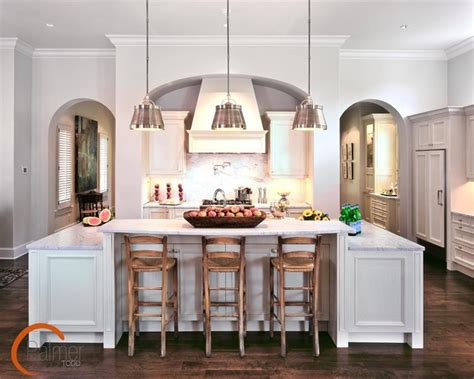 Houzz Kitchen Lighting Classic Kitchen