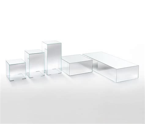 illusion glass illusion side tables from glas italia architonic