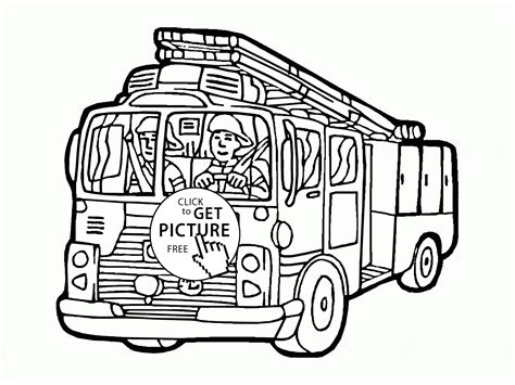 free printable vire coloring pages free fire truck coloring pages az coloring pages