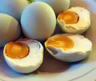 resep telur asin asap ukm resep masakan resep