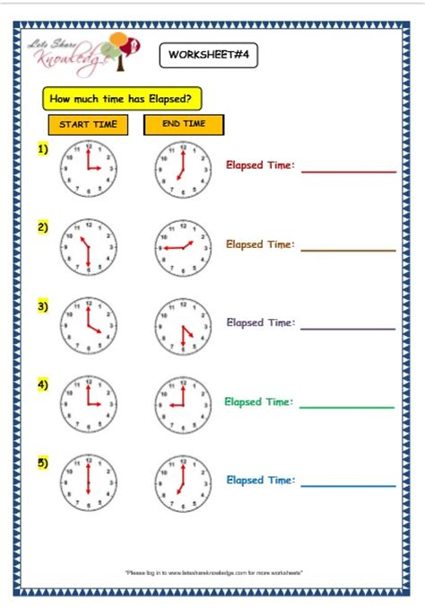 Telling Time Worksheets Grade 3 by Free Worksheets 187 Time Duration Worksheets Year 4 Free