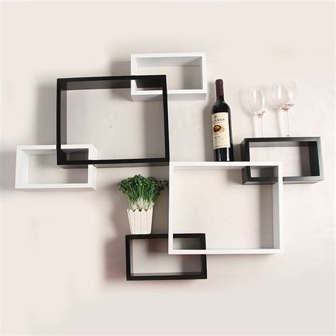 decorative shelving as your gorgeous wall decor the