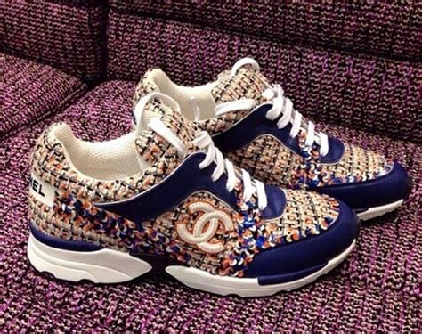 chanel sneakers chanel sneakers price spentmydollars fashion trends