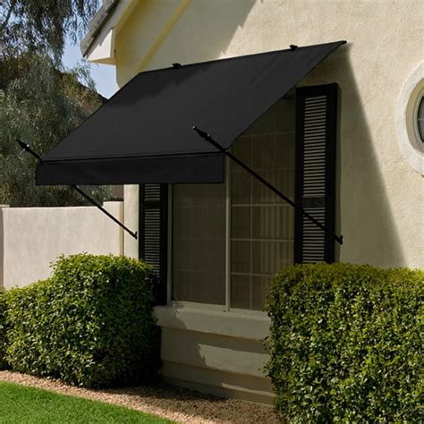 sunsational awnings sunsational 6 width designer window awning replacement