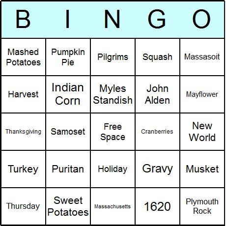 printable thanksgiving bingo cards free thanksgiving bingo cards printable bingo activity game
