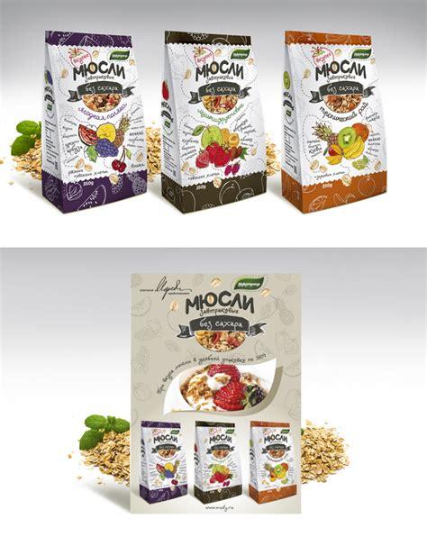 Supplier Baju Tea And Cake Dress Mc muesli packaging design by lena mccoder at coroflot