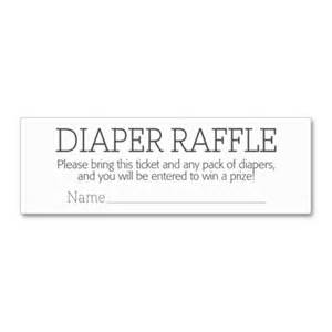 baby raffle ticket template 5 best images of black and white printable raffle