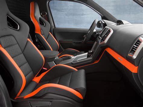 volkswagen amarok 2016 interior vw amarok anticipa el nuevo interior para 2015