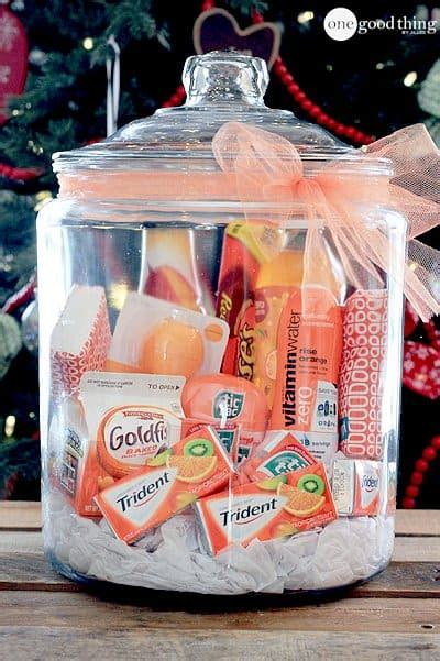 gifts in a jar simple inexpensive and fun one