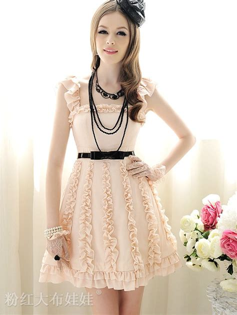 Dress Import dress import korea motif model terbaru jual murah import kerja
