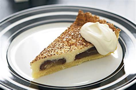 Link Chocolate Marscarpone Cheese Pie by Mascarpone And Fresh Date Tart Recipe Taste Au