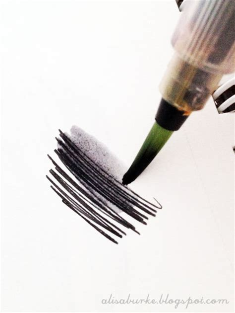 dissolving paper hobby lobby alisaburke the beauty of pen and water