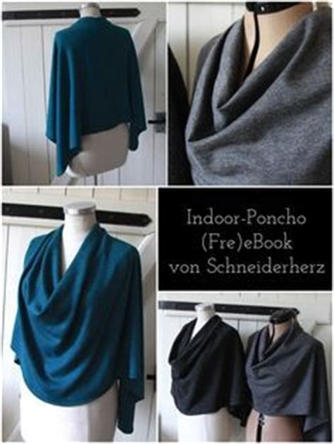 Poncho Aus Decke Machen by Ponchos Drinnen And Umh 228 Nge On
