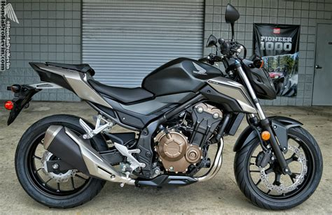 black honda motorcycle 2016 honda cb500f sport bike motorcycle walk
