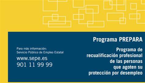 ayudas despues del plan prepara citapreviainemes la ayuda de los 400 euros del plan prepara tsp asesores