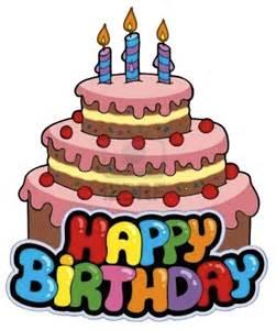 birthday kuchen happy birthday cake clipart transparent clipartsgram