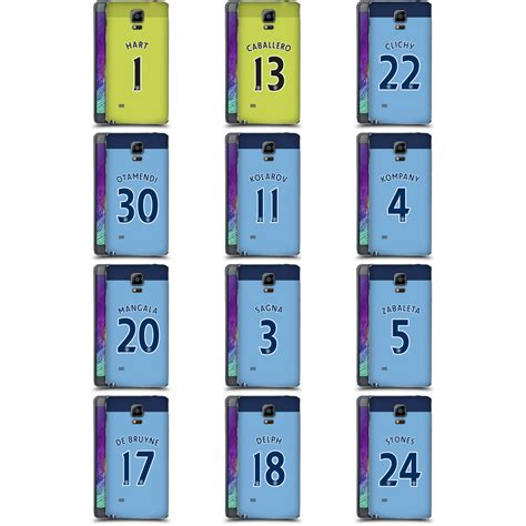 Manchester City Fc For Samsung Galaxy Grand I9080 city fc player home kit 2016 17 1 battery cover for samsung phones 1 ebay