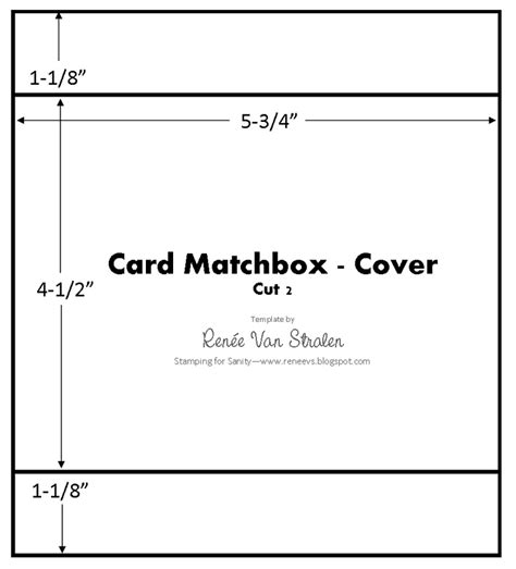 matchbox card template best 25 matchbox template ideas on paper