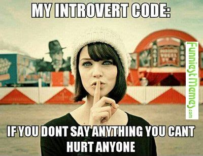 Introvert Meme - introvert code
