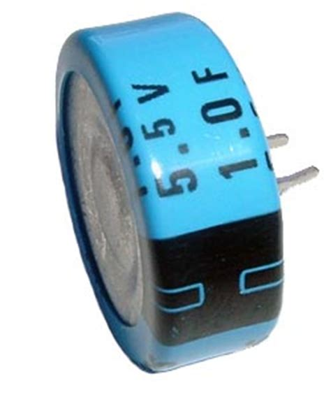 1f capacitor 1f 1 0f 5 5 memory back up capacitor philips 222219612105 west florida components