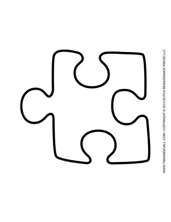 puzzle piece template 3 tim s printables