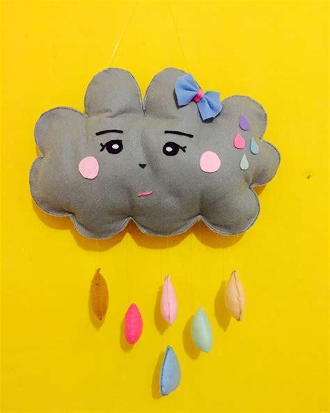 cara membuat hiasan dinding awan 17 ide beserta cara membuat hiasan dinding bantal awan