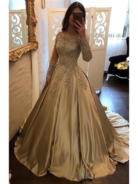 Sleeve Lace Evening Gown sleeves lace gown prom dresses evening gowns