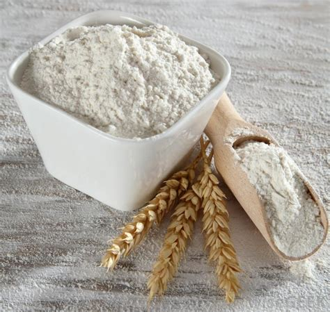 with flour what is gluten flour with pictures