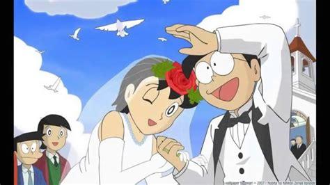 Nobita Maxy nobita y shizuka enamorados uno otro