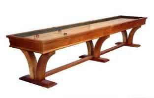 veneto shuffleboard table new contemporary designmcclure