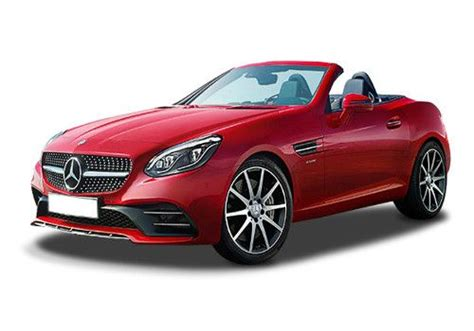mercedes slc price check year end offers review