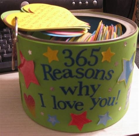 day special gifts to amaze your sweetheart 365 reasons why i you can diy each day buckets and great gifts