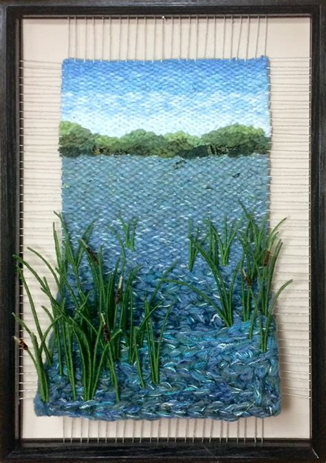 the open boat was inspired by which of the following dimensional weaving martina celerin 3d fiber art