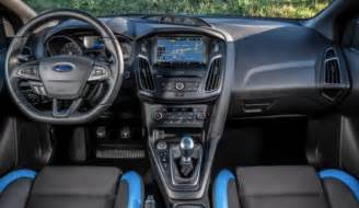 Ford Focus Rs News 2018 Ford Focus Rs500 New Specs Performance And Price