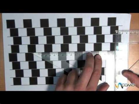 ilusiones opticas hacer ilusiones 243 pticas sorprendentes de l 237 neas youtube