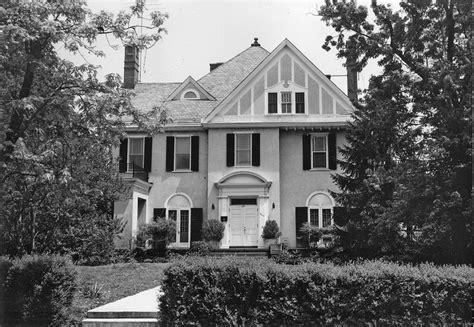 1960s house george watts house calvert durham academy open