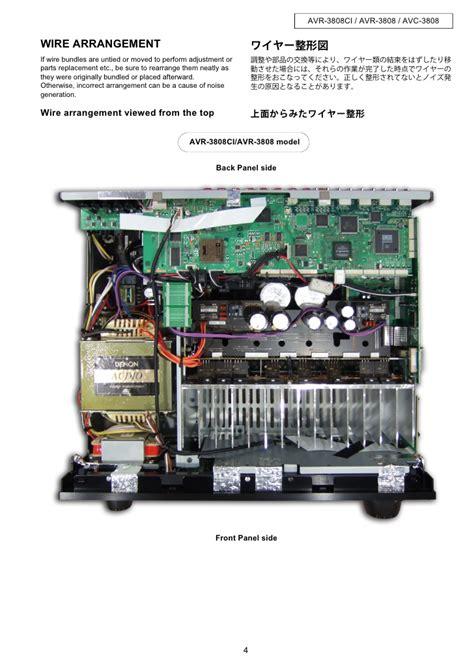 Power Lifier Denon receiver lifier schematic am transmitter schematic
