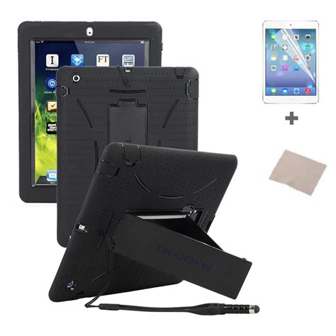 Casing 234 Mini 123 Mini 4 Air 12 Disney shockproof heavy duty stand cover for apple 234 mini 3 air 12 lot ebay