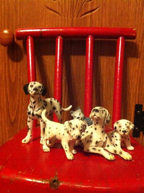 Dalmantion Family dalmatian family by schleich puppies on deviantart