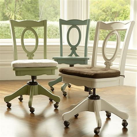pottery barn desk chair designing and creating a home office the journey