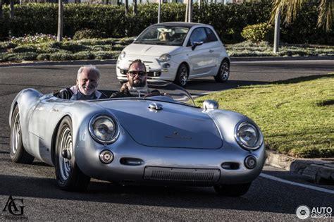 Porsche Spider by Porsche 550 Spyder 1 Maro 2017 Autogespot
