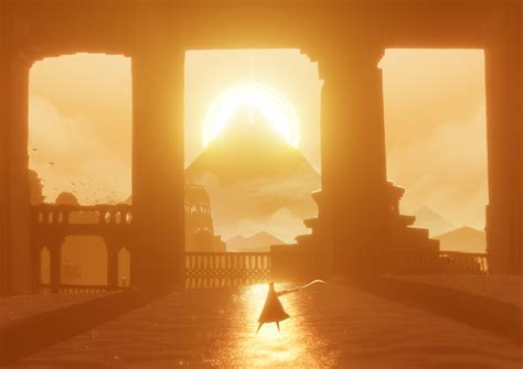 Journey By tms sunni pavlovic of thatgamecompany journey the sue