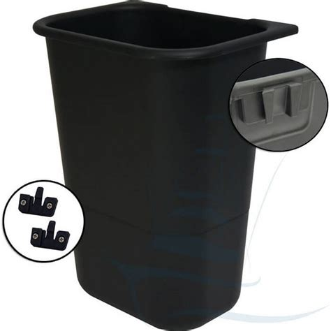 trash can for a boat hang it mate hanging trash can boat outfitters