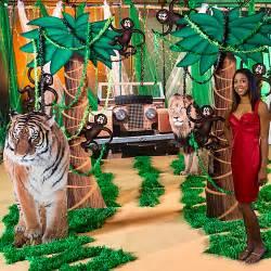 Jungle party ideas jungle party supplies safari party ideas